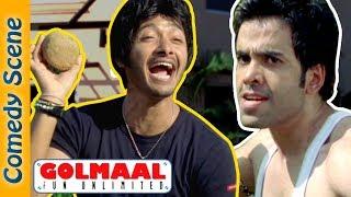 Golmaal Returns Comedy Scene - Arshad Warsi - Ajay Devgn - Kareena - #IndianComedy width=