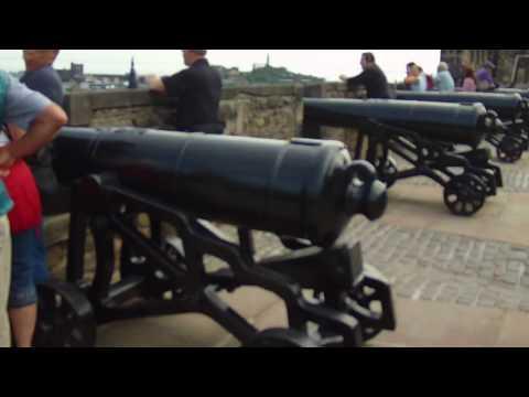 UK 2010 Trip – Edinburgh Castle – Part 2 of 6