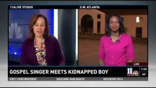 Boy Keeps Singing Gospel Song Until Kidnapper Finally Lets Him Go