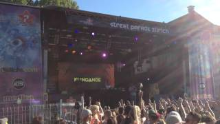 Klingande - Jubel (LIVE) Street Parade Zurich 2015 (HQ)