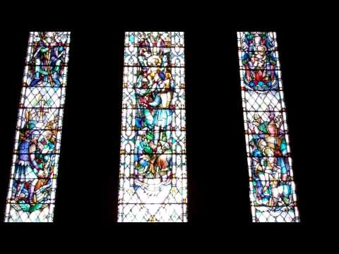 William MacGeorge Memorial Window Cathedral Glasgow Scotland