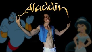 PRINCE ALI goes METAL (Disney's Aladdin)