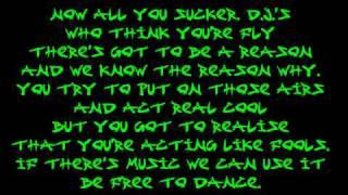 Korn - Word Up! Lyrics