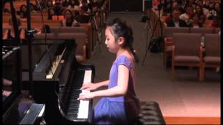 PMA Winner Recital  March 1, 2015 Part 1