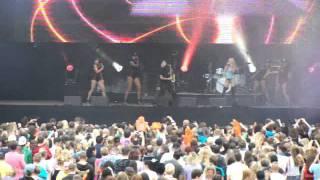 Alexandra Stan - Mr. Saxobeat LIVE