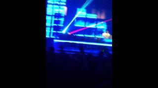 Cosmic Gate live @ freaknight 2013