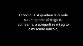 MODÀ-TAPPETO DI FRAGOLE Lyrics