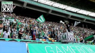 Epóca 2015-2016 LIGA NOS Sporting Clube de Portugal1 - 1 Paços de Ferreira