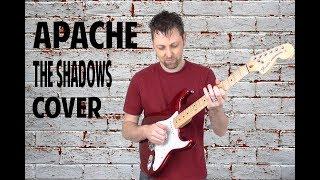 Apache Cover by Ken Mercer