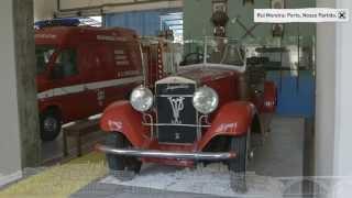 Visita a Ramalde: Tasca Badalhoca, Jardim de Infancia, C.S. Campinas, Bombeiros Voluntários do Porto