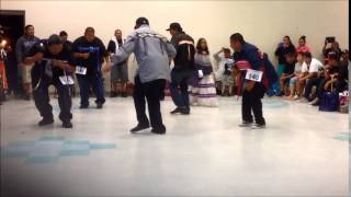Men's Bird Dance Contest 2013 Peach Springs Az width=