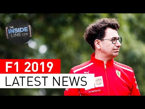 WEEKLY FORMULA 1 NEWS (28 MAY 2019)