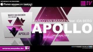 Marco van Bassken feat. Ida Berg - Apollo (Original Mix)