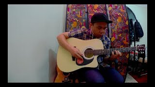 Now and Forever | Richard Marx | Guitar Solo | Cover