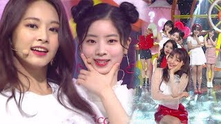 《Comeback Special》 TWICE(트와이스) - What is Love? @인기가요 Inkigayo 20180415