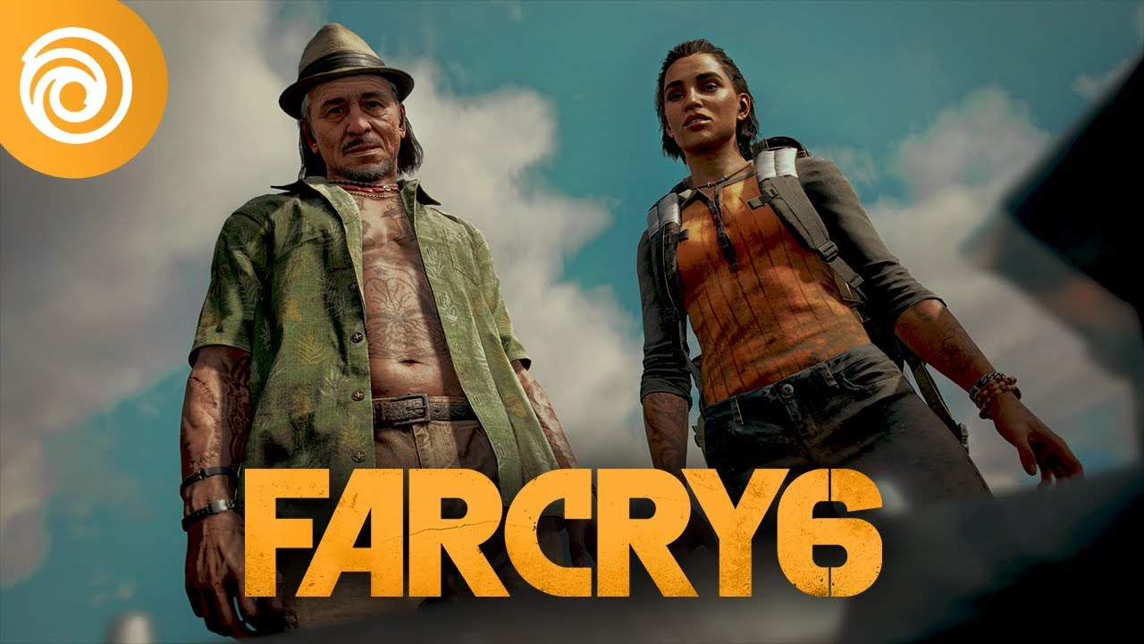 Farcry 6 Gameplay