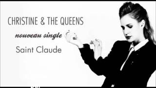 Christine And The Queens - Saint Claude - Cover Kroow Démo