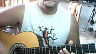 El Shaddai  en Español con guitarra JAGB