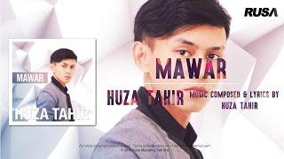 (OST Cerita Ramadan Hazim) Huza Tahir - Mawar [Official lyrics Video]