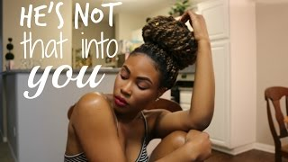 6 Signs He's Not Into You| Don't waste your time...