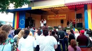 2018-Leresti-Festivalul Covrigului cu Ou-Concert Cristian Pomohaci