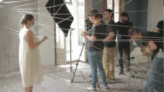 Making of #1 Videoclip Cena Fría