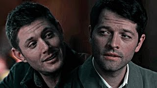 Dean & Castiel | Don't Deserve You