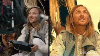 David Guetta - 'Hey Mama' On Set Music Video BTS ft Nicki Minaj & Afrojack