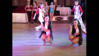 BACHATA DUETS Artistic Dance Awards 2015
