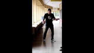 Dubstep Dance-Asko Oumar Roll Up Remix