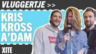 Wie van KRIS KROSS AMSTERDAM post NUDES?!  | Vluggertje #24