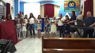 Coral das Mulheres Igreja Batista Monte Alegre 31-12-17