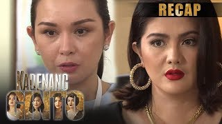 Daniela and Romina face problems with their respective companies | Kadenang Ginto Recap