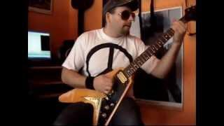 Motorhead - Love Me Like a Reptile * Guitar cover by Nono