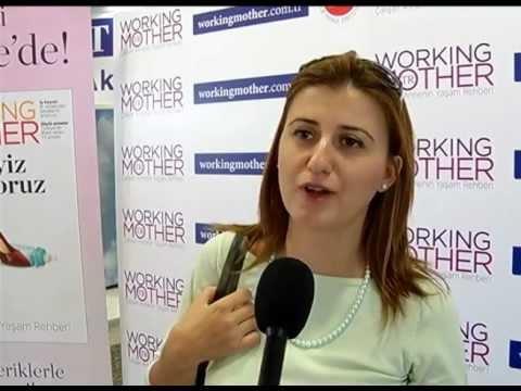 Çalışan annelerle röportajlar - Dilek Örgüç