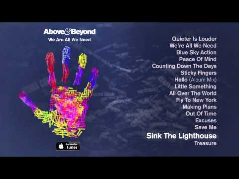 Above & Beyond - Sink The Lighthouse feat. Alex Vargas Chords - Chordify