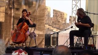 FMM Sines 2014 Julio Pereira toca tema de José Afonso