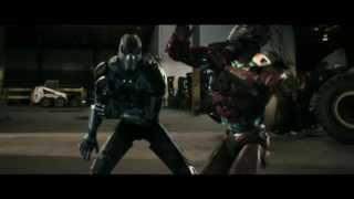 Mortal Kombat Legacy : Cyrax & Sektor Cyborgs Fight