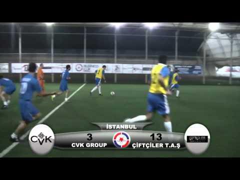 CVK GROUP - ÇİFTÇİLER T.A.Ş / Business Cup 2012 İstanbul