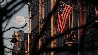 Russia expels 60 U.S diplomats
