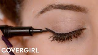 How to Apply Eyeliner: Cat Eye Makeup | COVERGIRL