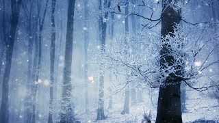 """Peaceful Instrumental music, Relaxing music """"The Snow Glow"""" Happy New Year"""