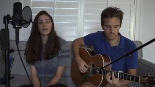 Andrea and Sean - Three Empty Words - Acoustic Shawn Mendes Cover