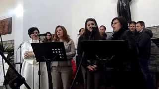 Mio Dio mi abbandono a te -RnS- Serv.Musica e Canto Gruppo Maria