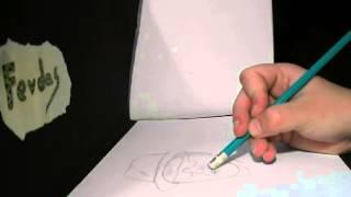 Ferdek Kiepski- Rysunek