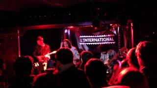 Malca - She Gets Too High - Live @ L'International - Paris