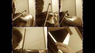 The leftover theme (violin cover)