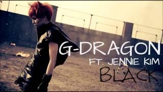 G-Dragon Ft. Jennie Kim - Black (English Cover/Lyrics In Description)