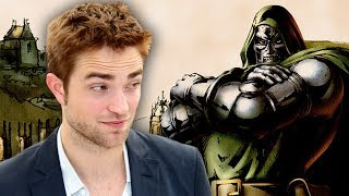 Robert Pattinson Cast as Doctor Doom in Fantastic 4 Movie
