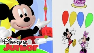 La Casa de Mickey Mouse: Momentos Especiales - El cumpleaños de Minnie   Disney Junior Oficial